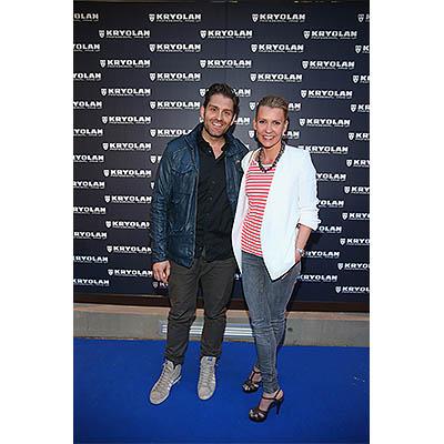 Beauty PR: Alexandra Rietz bei Kryolan