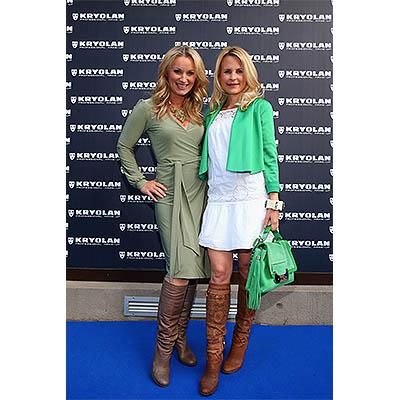 Beauty PR: Eva Grünbauer und Sonja Kiefer