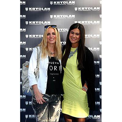 Beauty PR: Steffi Brungs mit Anna Kraft