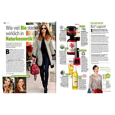 Beauty PR: Luxury Cosmetics - Glamour