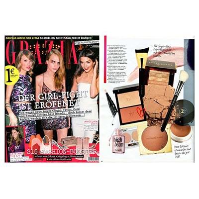 Beauty PR: Cosmetics - Grazia