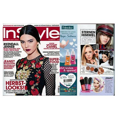 Beauty PR: Make-up - InStyle