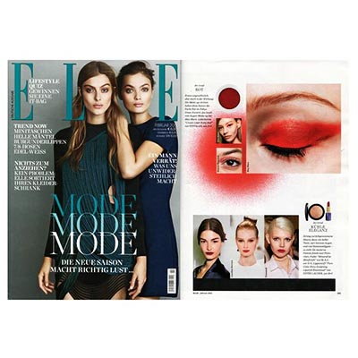 Beauty PR: Make-up - ELLE
