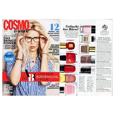 Beauty PR: Make-up - COSMO
