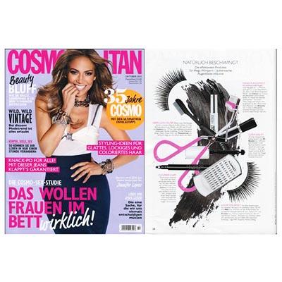 Beauty PR: Cosmetics - Cosmopolitan