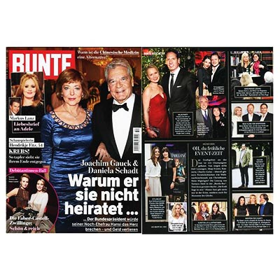 Beauty PR: Make-up - Bunte