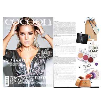 Beauty PR: Make-up - Kryolan in Cocoon