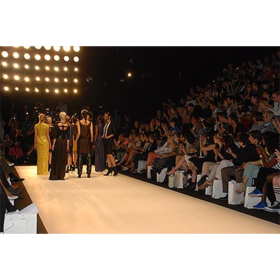 Event PR: Fashion Week Berlin Runwayshow S/S 2014