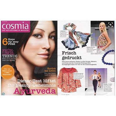 Mode PR: Cosmia