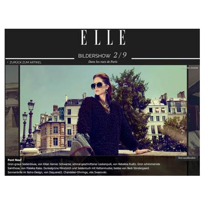 Mode PR: Elle