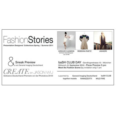 Event PR: FashionStories