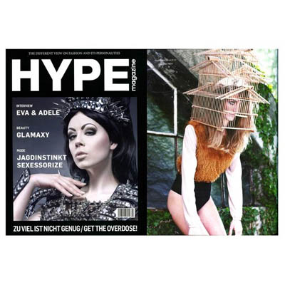 Mode PR: Hype Magazine