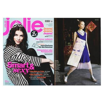 Mode PR: Jolie