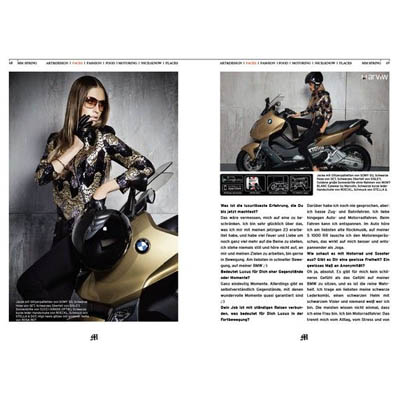 Mode PR: Munich Magazine