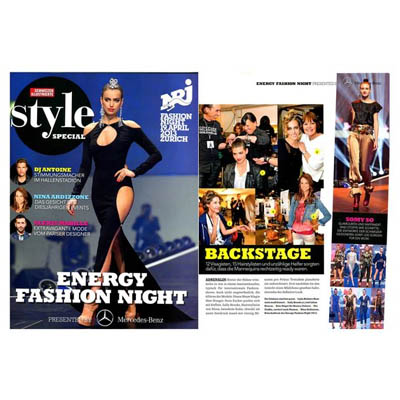 Mode PR: SI Style