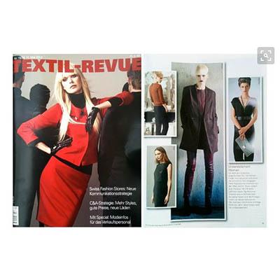 Mode PR: Textil Revue