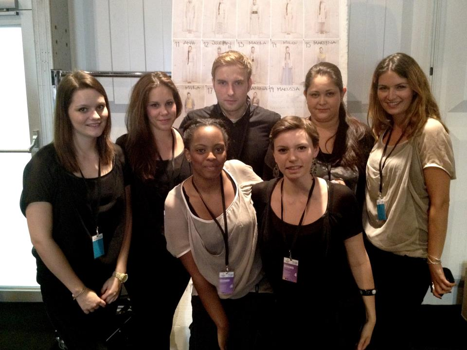 Mode PR: Staff Team auf der Fashion Week Berlin