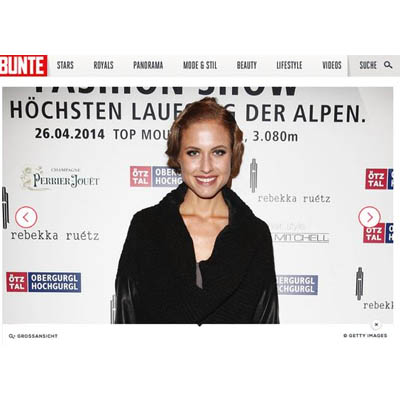 VIP Ausstattung: Alena Gerber