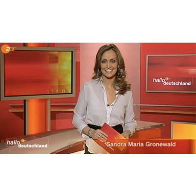 VIP Ausstattung: Sandra Maria Gronewald