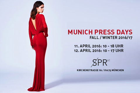 Munich Press Days Fall/Winter 2016