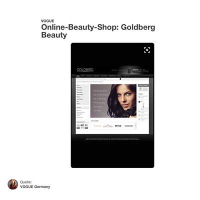 Beauty PR: Luxury Cosmetics - Vogue