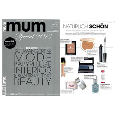 Beauty PR: Luxury Cosmetics - MUM