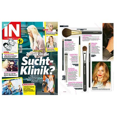 Beauty PR: Make-up - IN Magazin