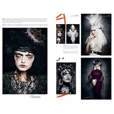 Beauty PR: Make-up - Interview Magazin