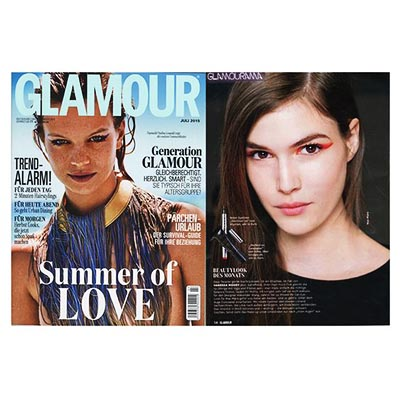 Beauty PR: Make-up - Glamour