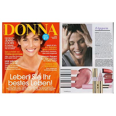 Beauty PR: Make-up - Donna