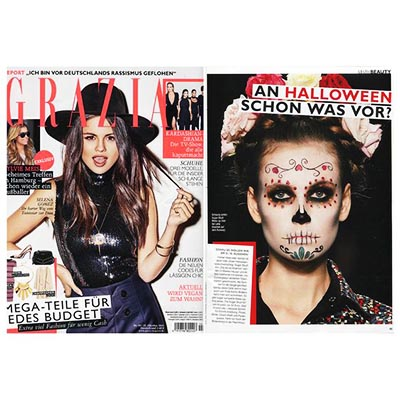 Beauty PR: Make-up - Grazia