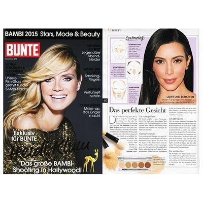 Beauty PR: Make-up - Bunte
