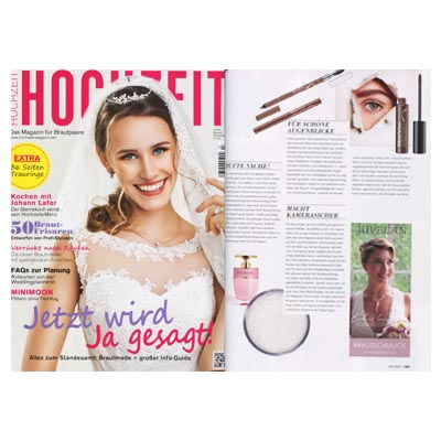 Beauty PR: Make-up - Hochzeit