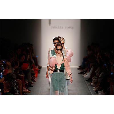Event PR: Fashion Week Berlin Runwayshow S/S 2015