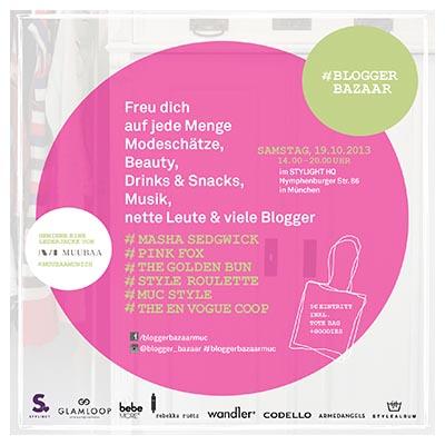Event PR: Blogger Bazaar