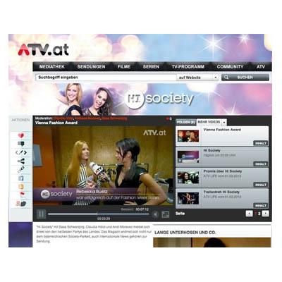 Mode PR: TV Sender ATV