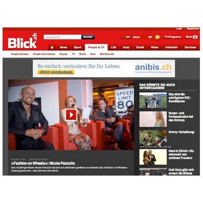 Mode PR: Blick