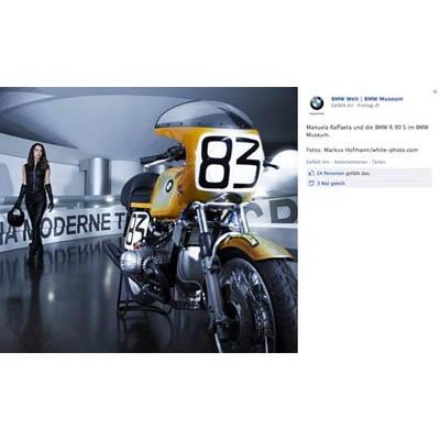 Mode PR: BMW Motorrad