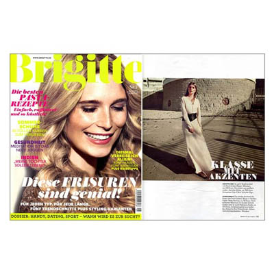 Mode PR: Brigitte