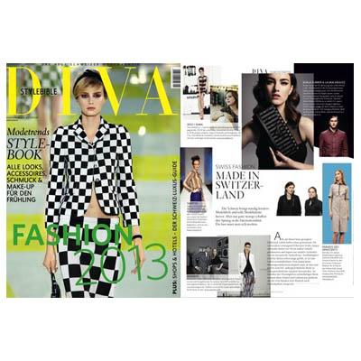 Fashion PR: Diva