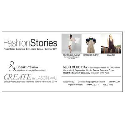 Event PR: FashionStories