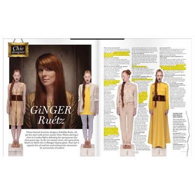 Fashion PR: Fashionwear Daily