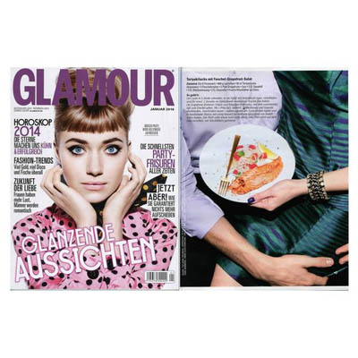 Fashion PR: Glamour