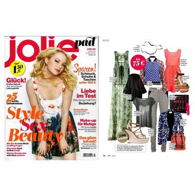 Fashion PR: Jolie