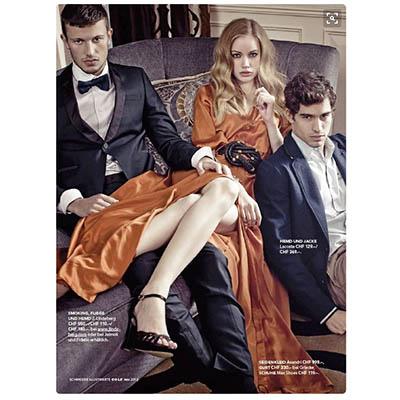 Mode PR: Schweizer Illustrierte
