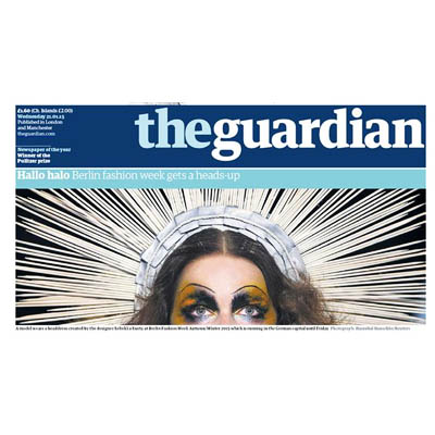 Mode PR: The Guardian