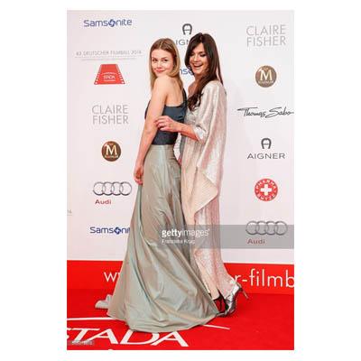 VIP Ausstattung: Hanna Binke und Katja von Garnier